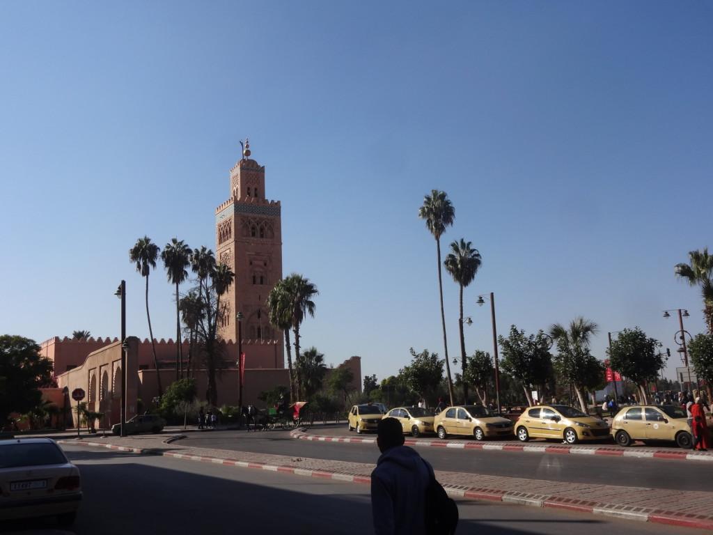 Poslední mešita, kterou v tomle státě uvidim. Ádios.