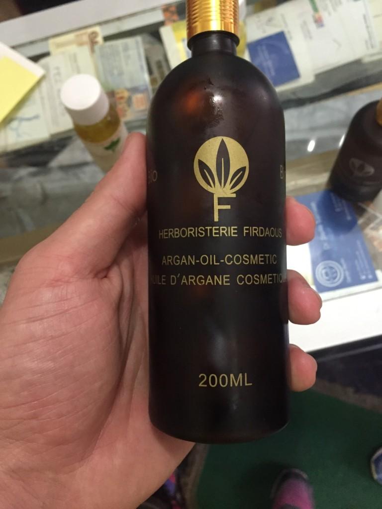 Arganový olej - tekuté zlato dávných berberů.